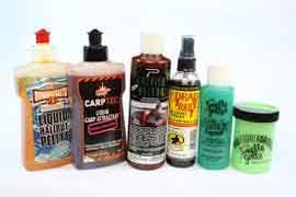 аттрактанты и ароматизаторы