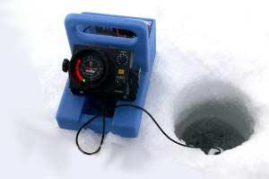 что такое флэшеры для зимней рыбалки VEXILAR HUMMINBIRD MarCum