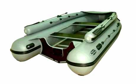 надувная лодка с фальшбортом