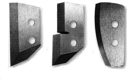 ледобур плоские ножи